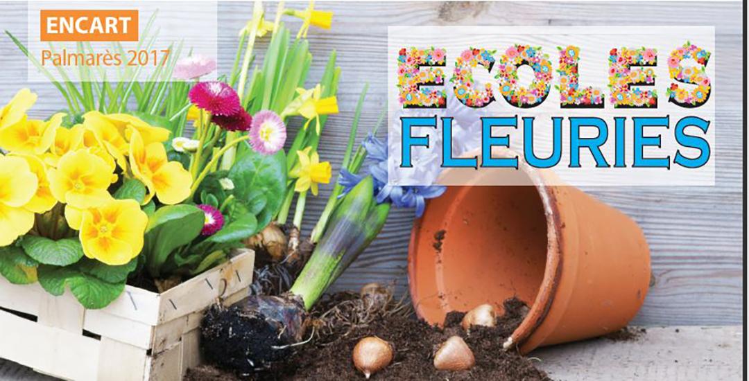 Concours Ecoles fleuries