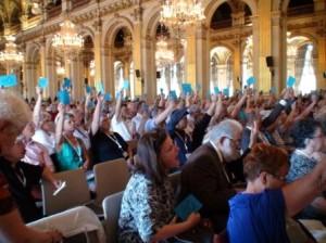 vote des délégués